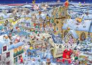 I Love Christmas (GIB070132), a 1000 piece Gibsons jigsaw puzzle.
