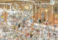 The Kitchen (Large Pieces) (JUM19085), a 500 piece Jumbo jigsaw puzzle.