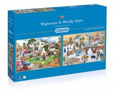 Wigwams and Woolly H.... Click to view this product