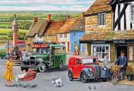 Starting the Day (GIB031218), a 500 piece jigsaw puzzle by GibsonsArtist Trevor Mitchell. Click to view this jigsaw puzzle.