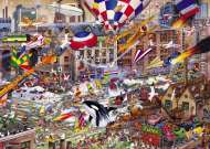 I Love the Weekend (GIB007879), a 1000 piece jigsaw puzzle by GibsonsArtist Mike Jupp. Click to view this jigsaw puzzle.