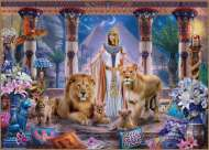 Egyptian Princess (Mistress of the Pridelands) (HOL771288), a 1000 piece Holdson jigsaw puzzle.