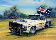 Aussie As (BL02024), a 1000 piece jigsaw puzzle by Blue OpalArtist Jenny Sanders. Click to view this jigsaw puzzle.