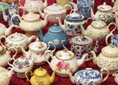 Tea Pots. Click to view this product