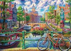 Amsterdam Canal. Click to view this product