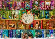 Stitch in Time (Treat yo' Shelf) (HOL771370), a 1000 piece Holdson jigsaw puzzle.