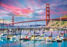 Golden Gate Marina, San Francisco (TRE27097), a 2000 piece Trefl jigsaw puzzle.