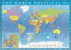 Political World Map (TRE27099), a 2000 piece jigsaw puzzle by Trefl. Click to view this jigsaw puzzle.