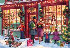 Christmas Toy Shop. Click to view this product
