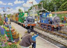 Horsted Keynes, Blue.... Click to view this product