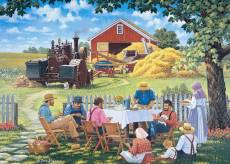Our Daily Bread (Living a Country Life) (HOL771653), a 1000 piece Holdson jigsaw puzzle.