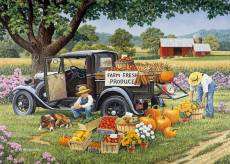 Home Grown (Living a Country Life) (HOL771646), a 1000 piece Holdson jigsaw puzzle.