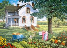Farmer's Daughter (Living a Country Life) (HOL771639), a 1000 piece Holdson jigsaw puzzle.