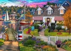 Charles Harbour (Home Sweet Home) (HOL771691), a 1000 piece jigsaw puzzle by Holdson and artist David Maclean. Click to view this jigsaw puzzle.