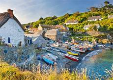Cadgwith, Cornwall UK. Click to view this product