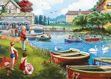 The Boating Lake. Click to view this product