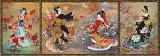 Oriental Triptych. Click to view this product