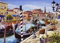 Venetian Canal. Click to view this product