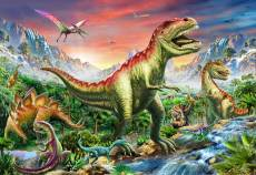 Jurassic Landscape. Click to view this product