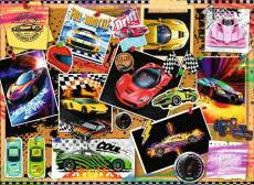 Dream Cars! (RB12899-0), a 100 piece Ravensburger jigsaw puzzle.