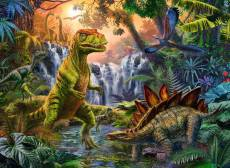 Dinosaur Oasis. Click to view this product
