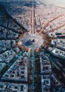 Paris From Above. Click to view this product