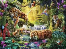 Tranquil Tigers. Click to view this product