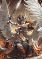 Angel Warrior. Click to view this product