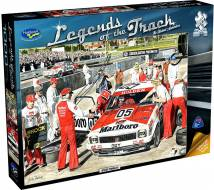 Master's Apprentice (Legends of the Track) (HOL772605), a 1000 piece Holdson jigsaw puzzle.