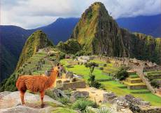 Machu Picchu, Peru. Click to view this product