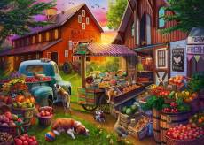 Bells Farm (Large Pi.... Click to view this product