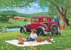 Far From the Crowd (At One With Nature) (HOL772308), a 1000 piece Holdson jigsaw puzzle.