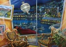 Night Breeze, Hobart. Click to view this product