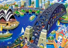 Luna Park, Sydney. Click to view this product