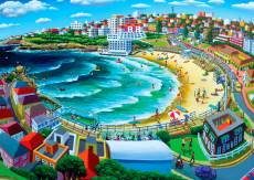Bondi Beach, Sydney. Click to view this product