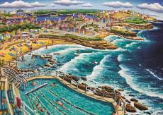 Bronte Beach, Sydney. Click to view this product