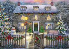 The Christmas Cottage. Click to view this product