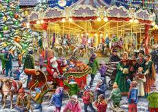 Christmas Carousel. Click to view this product