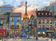 Streets of Paris. Click to view this product