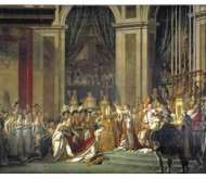 The Coronation of Emperor Napoleon I (CLE 31416), a 1000 piece Clementoni jigsaw puzzle.