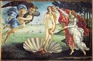 The Birth of Venus (1000pc) (CLE 31430), a 1000 piece Clementoni jigsaw puzzle.