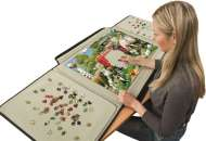 Portapuzzle (up to 1000pc) (JUM10715), a 1000 piece Jumbo jigsaw puzzle.