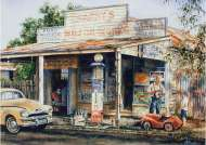 Pitstop (BL01938), a 1000 piece jigsaw puzzle by Blue Opal and artist Gordon Hanley. Click to view this jigsaw puzzle.