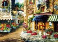 Buon Appetito (3000pc) (CLE 33530), a 3000 piece Clementoni jigsaw puzzle.