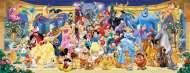 Disney Characters (Panorama) (RB15109-7), a 1000 piece Ravensburger jigsaw puzzle.