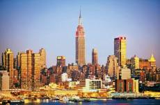 Manhattan Skyline, N.... Click to view this product