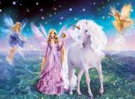Magical Unicorn (RB13045-0), a 300 piece Ravensburger jigsaw puzzle.