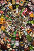 Beer Tunnel (EDU14121), a 1500 piece Educa jigsaw puzzle.