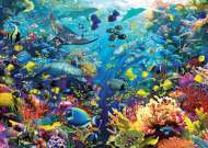 Underwater Paradise (RB17807-0), a 9000 piece Ravensburger jigsaw puzzle.
