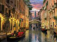Venice (Romantic Italy) (CLE 39218), a 1000 piece jigsaw puzzle by Clementoni and artist Dominic Davison. Click to view this jigsaw puzzle.